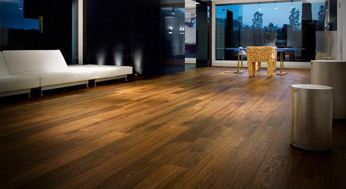 salon madera maciza