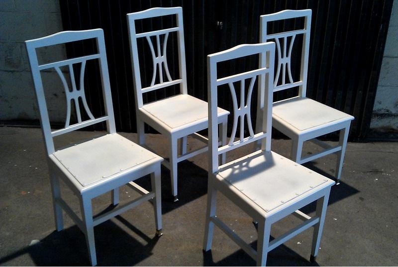 restauracion de sillas